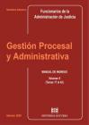 Gestión Procesal y Administrativa (Tomo II)